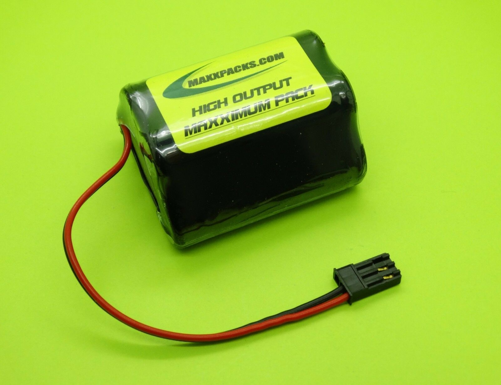 TWO 6v 2700 HUMP Rx BATTERIES 4 RC OLD OLD OLD AIRTRONICS SANWA CONNECTOR   2705H-A a344ed