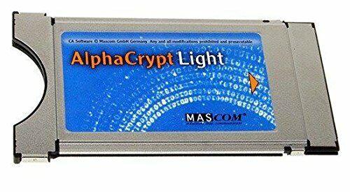 ► Alphacrypt Light CI Modul Version R2.2 sofort Einsatzbereit One4All 2.50 Soft