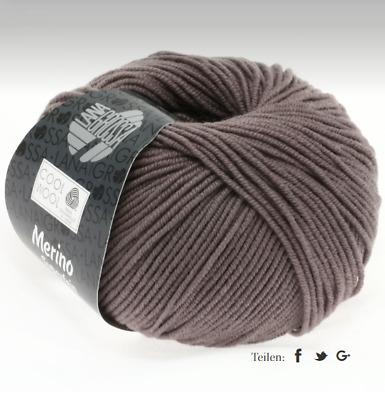 Lana Grossa ecopuno 50g lana-colores diferentes