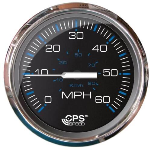 FARIA Instrumente GPS-Geschwindigkeitsanzeige Chesapeake SS Black