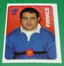 N°131 XV FRANCE FFR MERLIN IRB RUGBY WORLD CUP 1999 PANINI COUPE MONDE