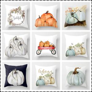 Watercolor-Pumpkin-Cushion-Cover-Pillow-Case-Halloween-Thanksgiving-Day-Decor