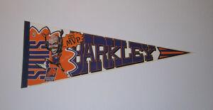 1993-SUNS-Charles-Barkley-caricature-pennant-1993-NBA-MVP-Phoenix-HOFer-TNT