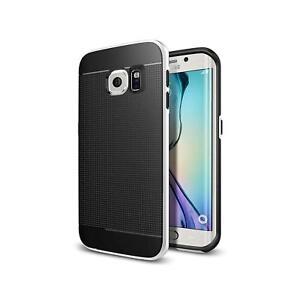COVER-CUSTODIA-Per-Samsung-Galaxy-S6-S6-EDGE-Hybrid-Slim-Armor-Tpu