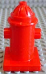 Red Duplo Fire Hydrant LEGO