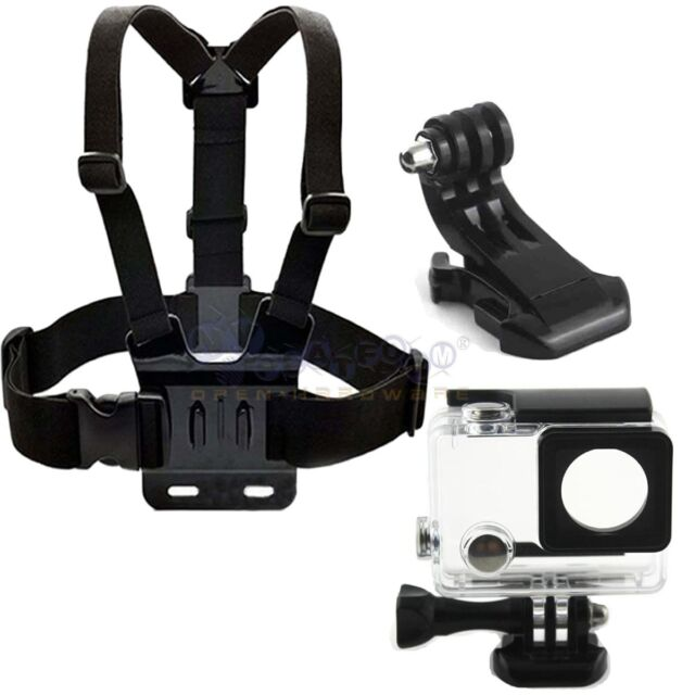 Adjustable Chest Body Strap Belt Mount Harness For GoPro Hero 1 2 3 3+ 4 Camera