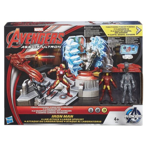 6 Figuren Spielset MARVEL NEU Action- & Spielfiguren Ant-Man and the Wasp