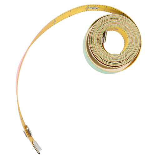 60in Button Tailor Measure Tape Sewing Tools Flat Tape 150CM Body Measuring tool
