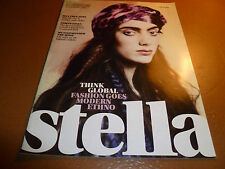 Stella Magazine 7 Feb 2010 NORAH JONES