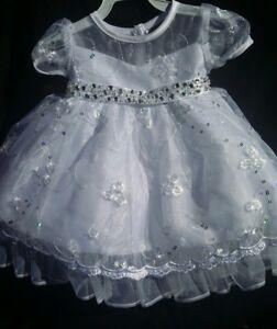 Baptism-Gown-Christening-Formal-Dress-Flower-Girl-White-Vestido-Bautizo-Favors