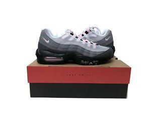 New Nike Air Max 95 Og Pink Foam Gunsmoke Cj0588 001 100 Authentic Sz 8 13 Us Ebay