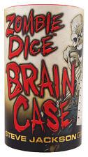 Zombie Dice Brain Case - Accessorio per il Gioco di Dadi Horror - New, English