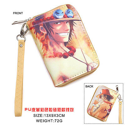 HOt Anime VOCALOID Cosplay PU Leather Purse Wallet