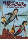 Flight of The Conchords Comp 2nd SSN 0883929068289 DVD Region 1