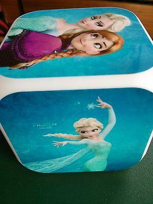 Frozen Anna Elsa  Color LED Digital Alarm School Clock Watch kids gift