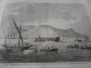Gravure-1866-Toulon-experience-de-Torpilles-volantes
