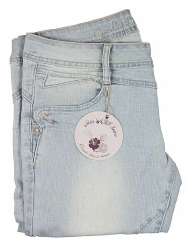 Ladies Skinny Jeans In Light Wash Blue Colour All Sizes UK-6 To UK-14 RRP £24.99