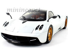 WELLY GT AUTOS 11007 PAGANI HUAYRA 1/18 DIECAST WHITE