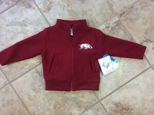 Arkansas Razorbacks LOGO Infant//Toddler TShirt