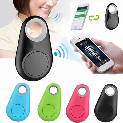 Handfree Wireless Anti-lost Tracker Alarm Key Child Pet Finder GPS Mini Locator