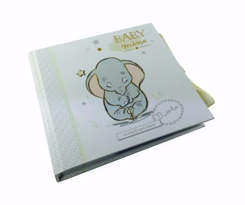 Disney Baby Photo Album Dumbo Boxed New DI281