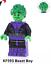 MINIFIGURES-CUSTOM-LEGO-MINIFIGURE-AVENGERS-MARVEL-SUPER-EROI-BATMAN-X-MEN miniatura 127