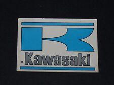 #89 KAWASAKI JAPON NIPPON JAPAN MOTO 2000 PANINI EDITIONS DE LA TOUR 1973