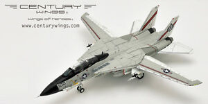 Century Wings Cw001620 F-14a Tomcat U.s.navy Vf-41 As Black Aj100 1978 Réédition