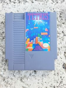 NES-Nintendo-Tetris-Video-Game-1985-Tested-and-Works