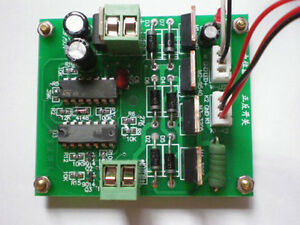 DC Motor Speed Controller (Forward Backward Switchable)