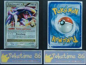 image is loading pokemon platinum supreme victors carchacrok c niv x - Pokemon Carchacrok