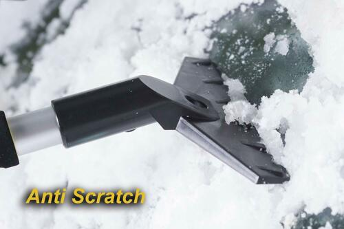 Ice Scraper with Brush for Car Windshield Snow Removal Frost Telescoping Broom