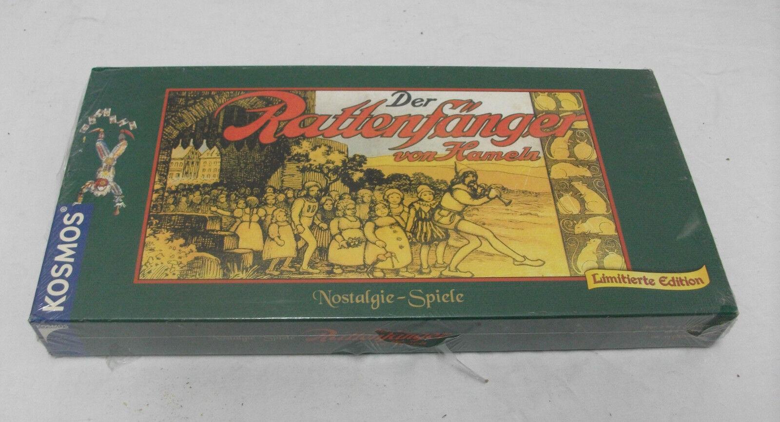 Der Rattenfänger von Hameln, Spiel von Kosmos.Limierte Edition.Nostalgie-Spiel  | Ausgezeichnete Qualität