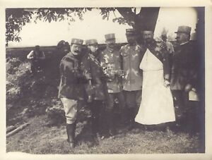 Greece-Macedonia-Balkan-Big-Large-Guerre-WW1-Front-Set-Salonique-Photo-Vintage