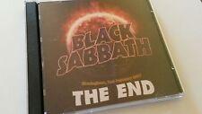Black Sabbath Double CD Birmingham England The 1st Night THE END TOUR