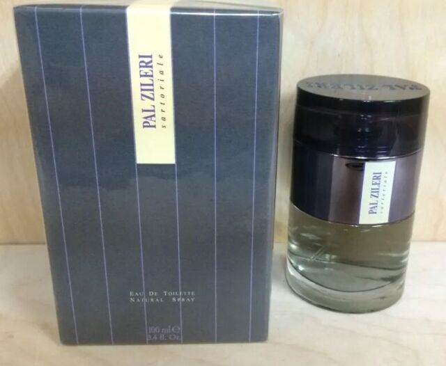 Pal Zileri Sartoriale by Pal Zileri 3.4 oz EDT Spray box is not perfect