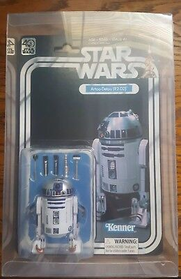 "Star Wars Black Series 40th Anniversary R2-D2 6/"" IN HAND /& Ready to Ship"
