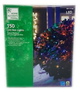 Image Is Loading Home Accents Christmas Holiday 150ct LED Multi Color