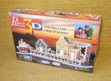 Puzz 3D Wrebbit | *NEW/Sealed* Fisherman's Cove 169 Piece Puzzle