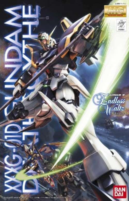 MG 1  100 XXG - 01D Gundam död Storlek EW (bilen Suit Gundam W Endless Waltz)