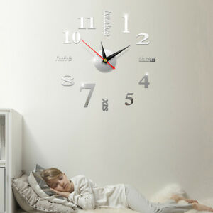 1pcs-Wall-Clock-Mirror-surface-Acrylic-Sticker-Quartz-Watches-Decoration-bell