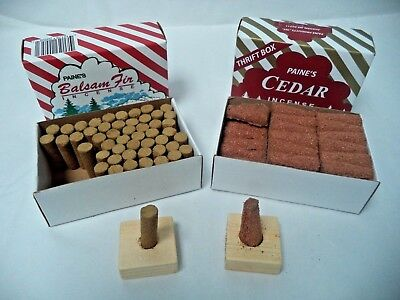 Paine/'s Thrift Box Paine Products 1 X 50 Paines Red Cedar Cones With Holder