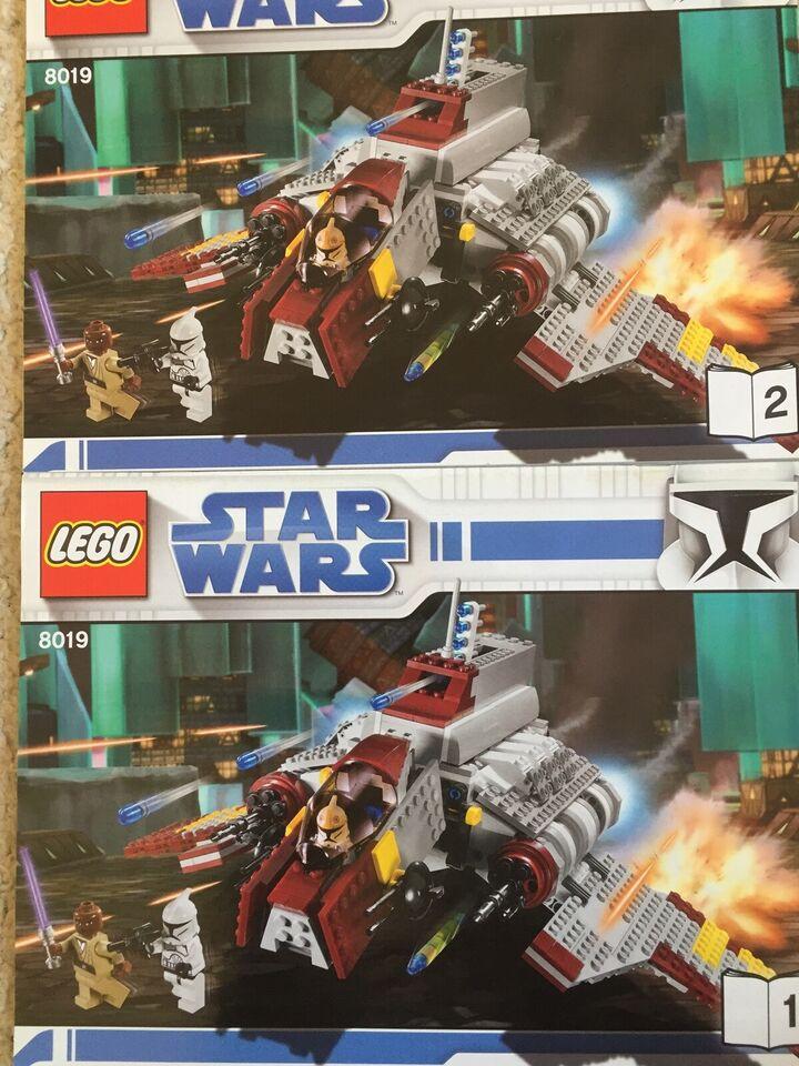 Lego Star Wars, 8019
