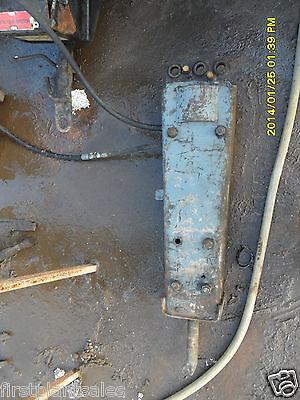 Backhoe Loaders Jcb Hydraulic Breaker To Suit Mini Excavator 110mm D/w 30mm P/d 160mm 90mm C/c
