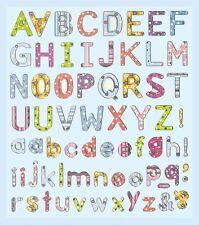 Hobby - Design - Sticker *Buchstaben* 3452312 NEU