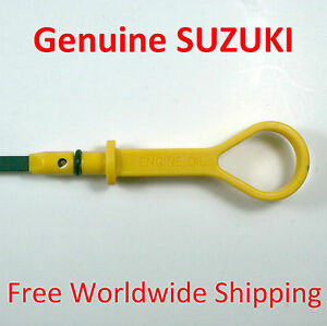 SUZUKI OEM 07-09 SX4 Engine-Oil Fluid Dipstick 1691080J00
