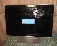 """HP W1907 19"""" Widescreen LCD Monitor with built-in speakers"""