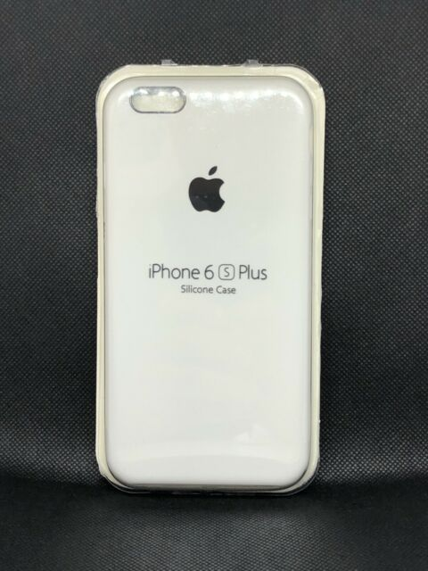 Apple Antique White Silicone Case Iphone 6s For Sale Online Ebay