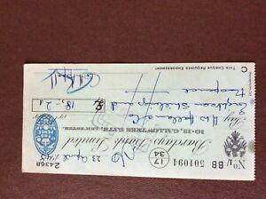 b1u-ephemera-cashed-barclays-bank-cheque-1948-april-501094