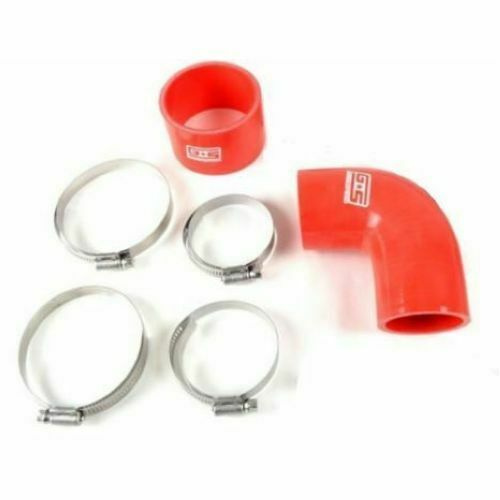 GrimmSpeed 090108 Top Mount Intercooler Silicone Kit Red For Subaru NEW